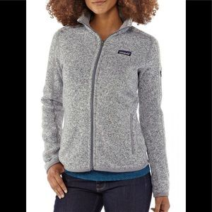 NWT Patagonia Better Sweater Jacket